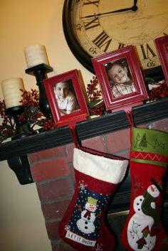 Cinnaberry Suite: Stocking Holders ReVaMp
