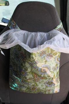 Car Garbage Bag