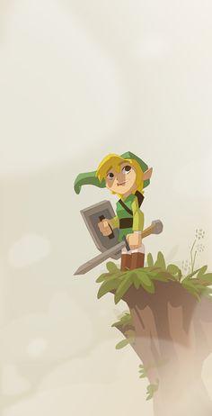 <3 Link (Legend of Zelda a.k.a. My childhood)