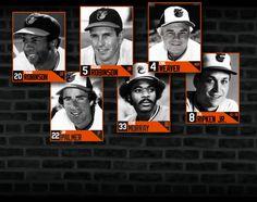 Familiar Faces of Baltimore