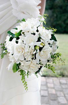 gardenia bouquet