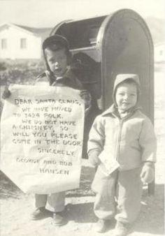 Letter to Santa...