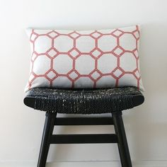 #coral pillow