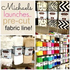 Michaels Stores Fabric