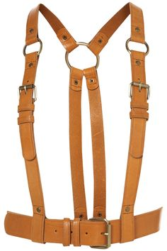 LEATHER HARNESS, www.topshop.com