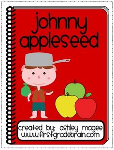 Johny Appleseed Goodies appl unit, thanksjohnni applese, applese mini, blog, mini unit, johnny appleseed, miniunit, apple pies, apple unit