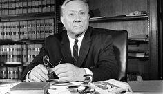 Supreme Court Justice William Douglas