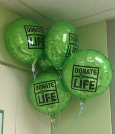 National Donate Life Month begins April 1! Are you ready?! #DonateLife #organdonation #transplant #awareness #April