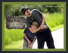 Is It Sibling Rivalry or Bullying?  How to Tell? What To Do About it?  #AdriansCrazyLife #Parenting