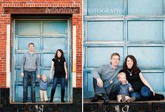 Urban Family | Omaha Family Photos
