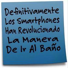Definitivamente los Smartphones