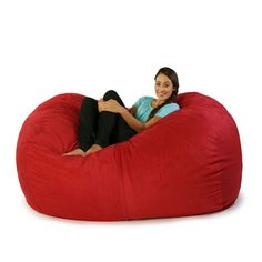 Saxx Lounger 6' Cinnabar now featured on Fab.
