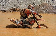 dirty biker man needs help