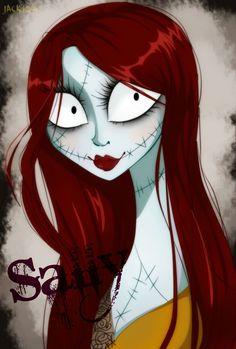Sally by ~jack104 on deviantART