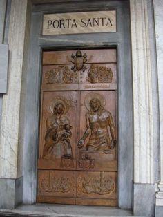 Puerta Santa del Vaticano