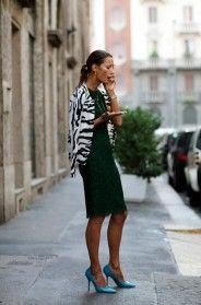 On the Street….Via Morelli, Milan
