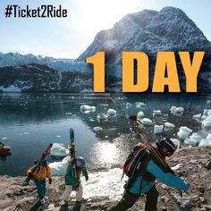 "Ski-and-snowboarding Warren Miller's film ""Ticket to Ride"" has its World Premiere in #SLC tday!"