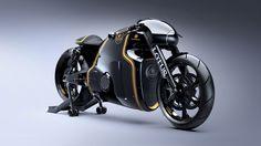 Lotus C-01 Motorcycle | DudeIWantThat.com