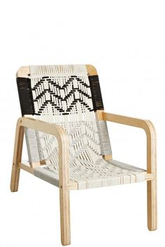 Woven Lounge Chair | Calypso St. Barth