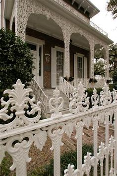 Ornamental Ironwork, Alabama