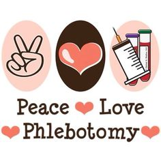 Phlebotomy :)