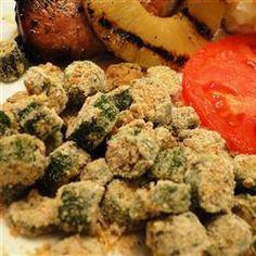 Oven Fried Okra Allrecipes.com