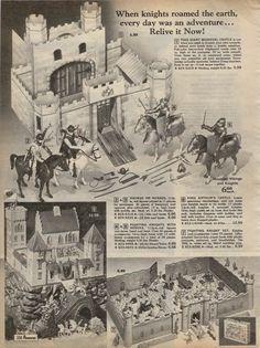 Marx Knights JC Penney 1970