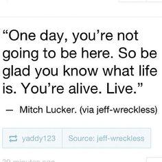 Mitch Lucker