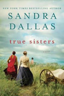 I think most everyone knows about the westward migration via wagon train but I admit that I had never heard of the Mormon handcart pioneers until I read a summary of Sandra Dallas new novel, True Sisters.
