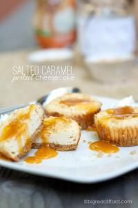 Salted Caramel Pretzel Cheesecake is an amazing dessert! This is for the cheesecake lover in all of us!
