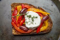 Grilled Cheese? Try a Tartine Recipe Instead - NYTimes.com
