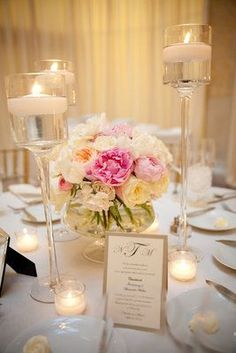 Classic wedding decor #centerpiece #weddingdecor #classicwedding #blacktie #weddingreception