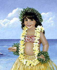 'Lil hula by Mary Koski