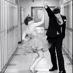 Prom photos taken by Jodi Klassen photography :) such a fun experience!