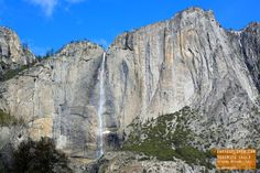 Magnificent Yosemite Falls