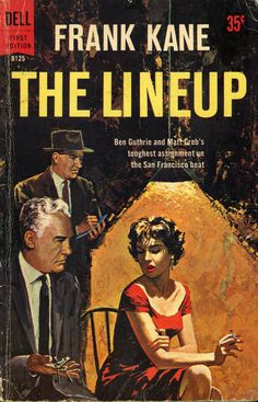 the Lineup, by Frank Kane
