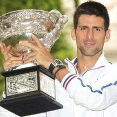 Novak Djokovic wins Laureus Award for Sportsman of the Year