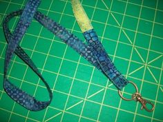 How to make a lanyard - tutorial