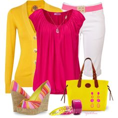 """""""Spring Shoes"""" by tufootballmom on Polyvore"""
