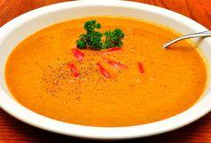 sweet potato + sausage soup #paleo