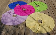 ikat bag: Summer Skirts 5 - The Circular Skirt (and fractions thereof)