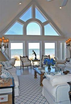 beach homes, ocean views, beach cottages, dream homes, the view