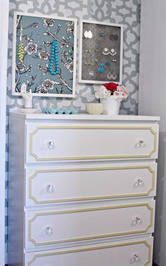 IHeart Organizing: IKEA Malm Dresser Update