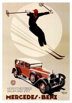 Mercedes Benz ad