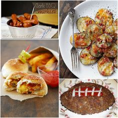 Big Game Day Food ideas and recipes