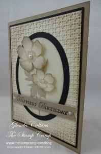 Fabulous Florets Stampin Up! stamp camp