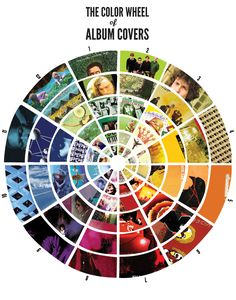 Album Color Wheel