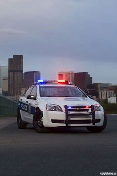 #Chevrolet Caprice #Police #Patrol Vehicle