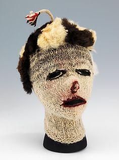 Mask, Ski  Pinata Party, Inc.  Date: ca. 1960 Culture: Peruvian Medium: wool, fur