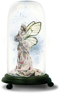 Captured Vintage Fairy...digital art.